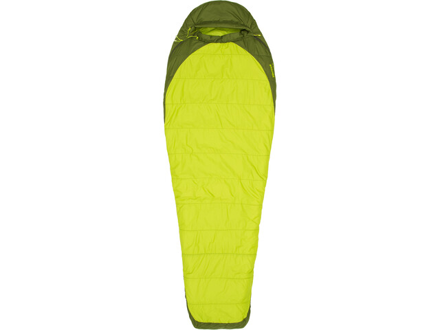 Marmot Trestles Elite 30 Sleeping Bag long, green lichen/greenland